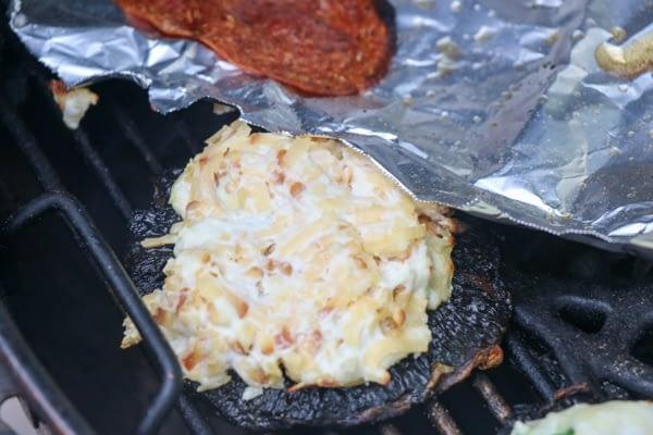 Habanero Cheese Mushroom